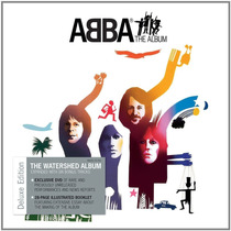 Cd/dvd Abba The Album (deluxe Edition) [import] Novo Lacrado