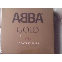 Abba - Gold Greatest Hits 40th Anniv.edition Box 3 Cds Novo