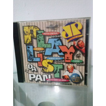 Cd - Playlist Da Pan - Jovem Pan