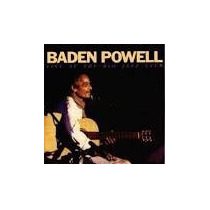 Cd Baden Powell - Live At The Rio Jazz Club