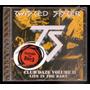 Cd Twisted Sister - Never Say Never - Club Daze Vol. Ii