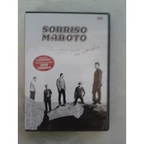 Dvd Sorriso Maroto - Sinais No Estúdio