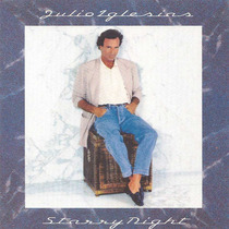 Cd Lacrado Julio Iglesias Starry Night