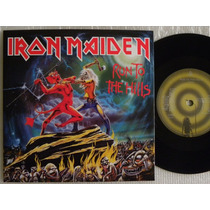 Iron Maiden Run To The Hills Compacto England 2014 +