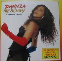 Cd Lacrado Daniela Mercury O Canto Da Cidade Especial Sony 1