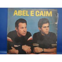 Abel E Caim Saudade Lp 1969 Continental Clp-9067 1ª Edição