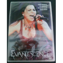 Evanescence - Dvd - Live In Germany 2007...