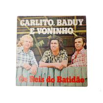 Lp - Carlito, Baduy E Voninho - Os Reis Do Batidão