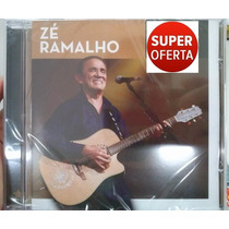 Cd Zé Ramalho - Mega Hits (original) - Sony Music 2014