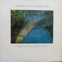 Lp - Windham Hill Records Brasil 1987 - Vinil Raro