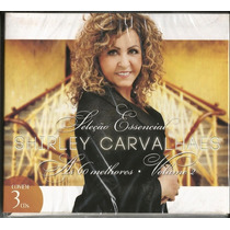 Cd Shirley Carvalhaes - As 60 Melhores - Vol 2 * Original