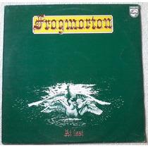 Lp Vinil Frogmorton - At Last - Importado, Original, Raro!!!