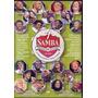 Samba Social Clube Vol 4 Dvd Lacrado Original Digipack