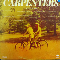 Lp - Carpenters Song Book - Vinil Raro