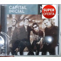 Cd Capital Inicial - Mega Hits (original) - Sony Music 2014