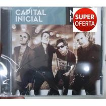 Cd Capital Inicial - Mega Hits (original) - Sony Music 2014