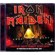Cd Iron Maiden Lacrado! = Live Castle Donington England 1992