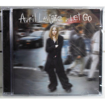 Pop Rock New Age Blues Cd Avril Lavigne Let Go Lacrado