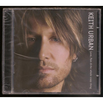 Cd Keith Urban - Love, Pain & The Whole Crazy Thing