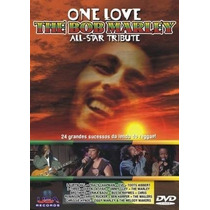 Dvd Bob Marley One Love All Star Tribute