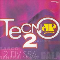 Techno Pan Vol 2 Cd Coletanea