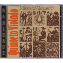 Quinteto Violado - Cd Missa Do Vaqueiro - 1976