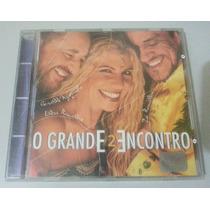 Cd Grande Encontro 2- Elba / Geraldo Azevedo / Zé Ramalho