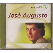 José Augusto - Bis - Cd Lacrado - Cd Duplo - O + Barato Aqui