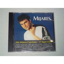 Cd Original Import Mis Mejores Canciones 17 Exitos Mijares