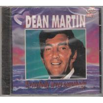 Cd Dean Martin - Everybody Loves Somebody( Imp. - Lacrado )