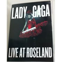 Dvd Lady Gaga - Artpop Live At Roseland Ballroom - Artrave