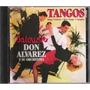 Cd Tangos Jalousie Don Alvarez Y Su Orches Frete Gratis