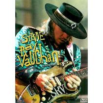 Dvd Stevie Ray Vaughan Live Germany 1984 Steve Novo Lacrado!