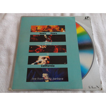 Laser Disc Tears For Fears Live From Santa Barbara