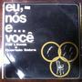 Lp Vinil Eu Nos E Voce Quarteto Sabra