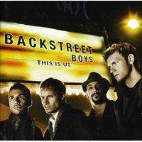 Cd Backstreet Boys This Is Us - Usa