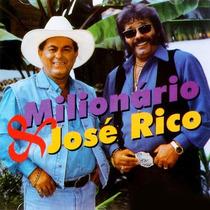 Milionário E José Rico - De Cara Com A Saudade (cd Lacrado)