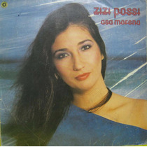 Zizi Possi - Asa Morena - Lp Philips 1982