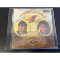 Chitãozinho E Xororó - Disco De Ouro - Cd Raro 1990 - Excel.