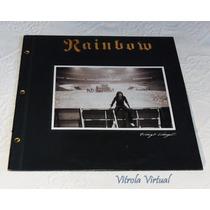 Lp Rainbow Finyl Vinyl 1986 Nacional Capa Dupla 2 Lps
