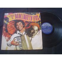 Lp Dominguinhos- O Forró -1975 - J. Pandeiro - Toninho Horta