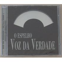 Cd Voz Da Verdade O Espelho 2000 Original Lacrado Raridade