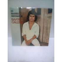 Barto Galeno - Maiores Sucessos 1986 - Vinil Sem Falhas