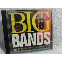 Cd Big Bands Tommy Dorsey Glenn Miller Benny Goodman Cout Ba