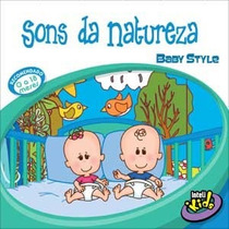 Cd Sons Da Natureza - Baby Style Novo Lacrado