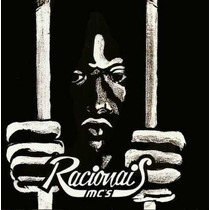 Cd Racionais Mc´s - Fim De Semana No Parque (cd Lacrado)
