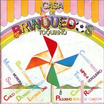 Cd Toquinho : Casa De Brinquedos / Frete Gratis