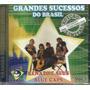 Cd - Renato E Seus Blue Caps - Grandes Sucessos Do Brasil