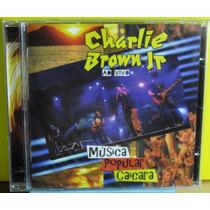 Mpb Rock Pop Cd Charlie Brown Jr Musica Popular Caiçara Raro