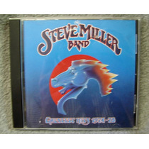 Steve Miller Band Greatest Hits 1974-78 Cd (lacrado Fabrica)